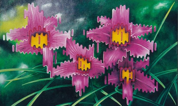 purple_daylilies___
